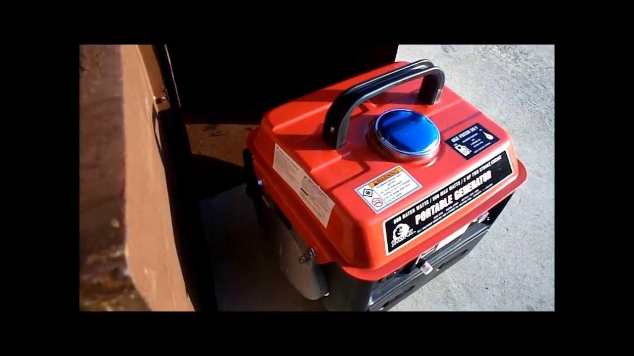 Sportsmobile Aluminess bumper Alternative DIY Hitch mounted Generator Storage Box  YouTube