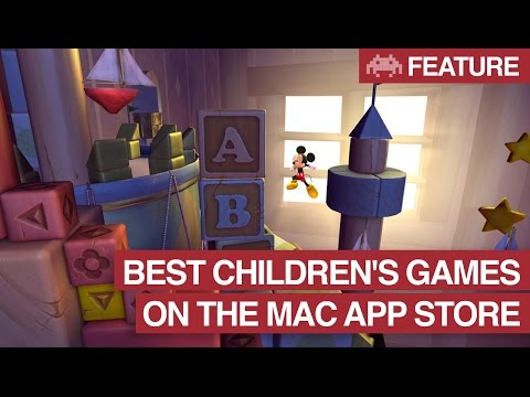 Best Children's Games on Mac App Store