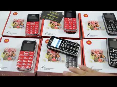 ALOFONE.VN   Nokia A1 cho người già chỉ 370k - bảo hành 12 tháng