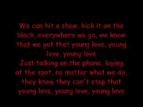 Chris Brown - Young Love Lyrics