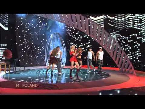 Eurovision 2007 Semi-Final 14 - Jet Set - Time To Party - Poland