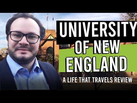 University Of New England REVIEW [An Unbiased Review By A Life That Travels]