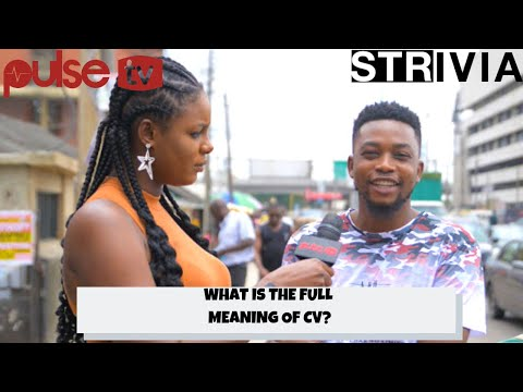 How many acronyms do you know their full meanings? I PULSE TV STRIVIA