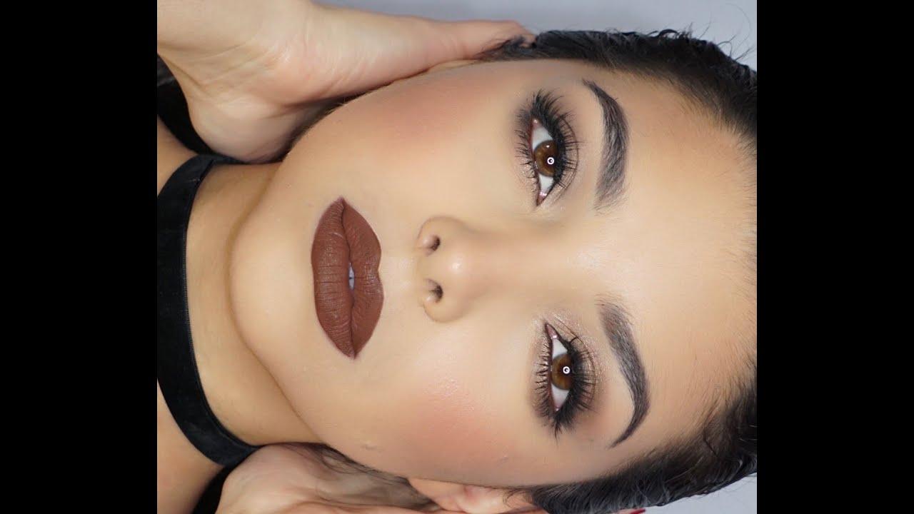 Natural makeup tutorials for brown eyes