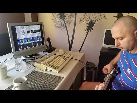 #18 - Amiga 1200 + ProTracker + Gitara - tworzymy muzę!