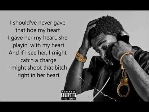 Kodak Black   Heart OnScreen Lyrics