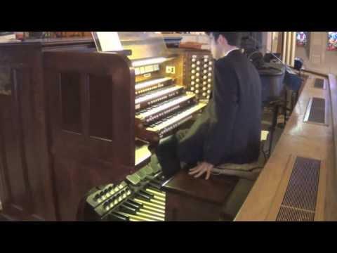 Organ Recital 11/3/13 - James Roman