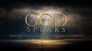 The God Who Speaks (2018) | Full Movie | Alistair Begg | Darrell Bock | D.A. Carson