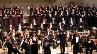 O.Kozlovsky - Requiem - XI. Quia pius es- Olga Pudova- Olesya Petrova- Sergey Semishkur- Edem Umerov
