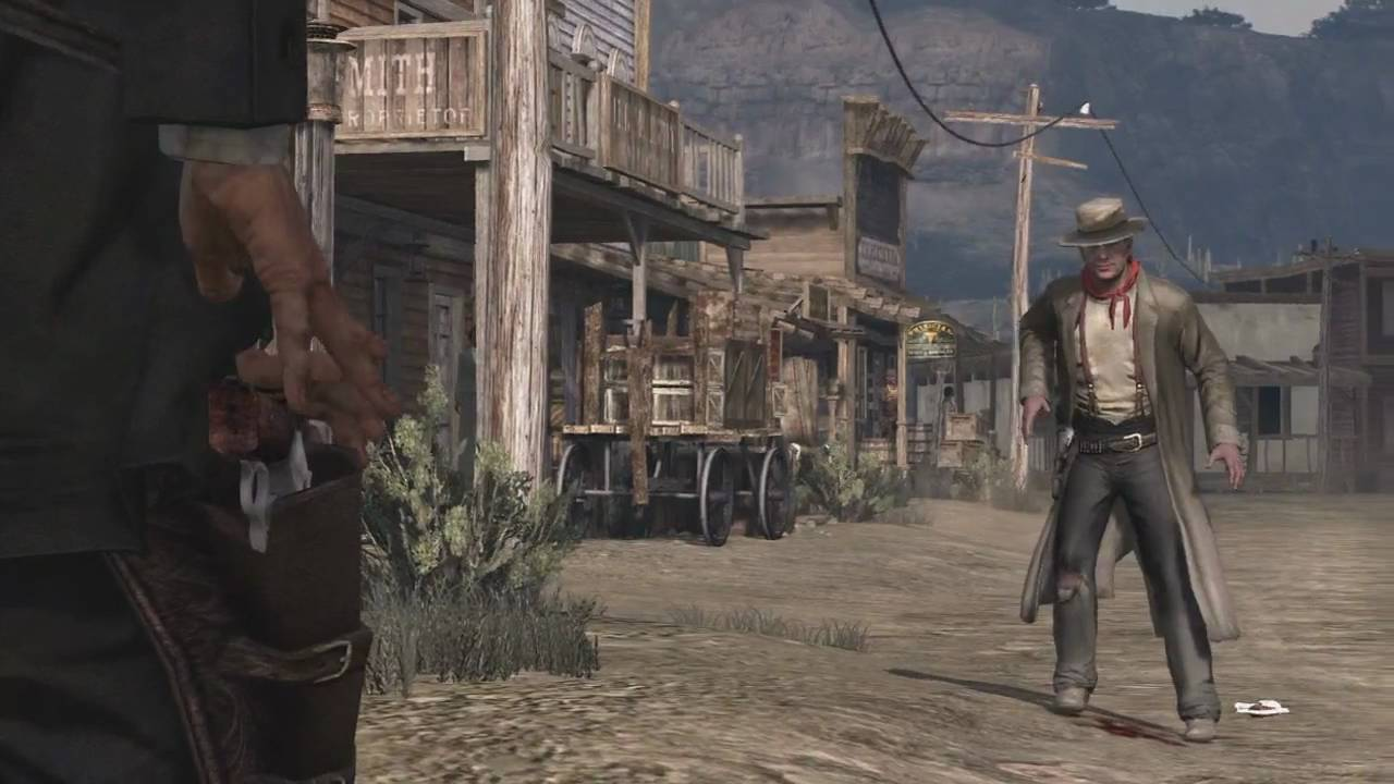 red dead redemption how to win duels
