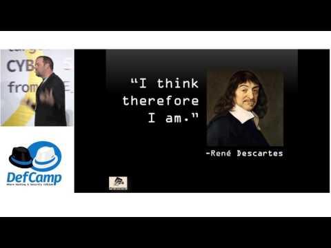 DefCamp 2016 - SPLIT PERSONALITIES: THE PSYCHOLOGY OF SOCIAL ENGINEERING