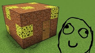 Самый Красивый Механический Дом Minecraft (Обзор Карты 13)