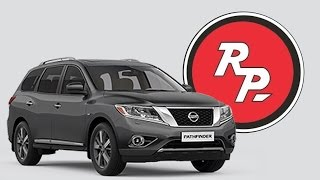 Nissan pathfinder видео интерфейс Redpower