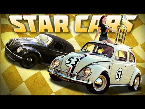 STAR CARS Herbie The Love Bug & Horrace The Hate Bug Ep. 5