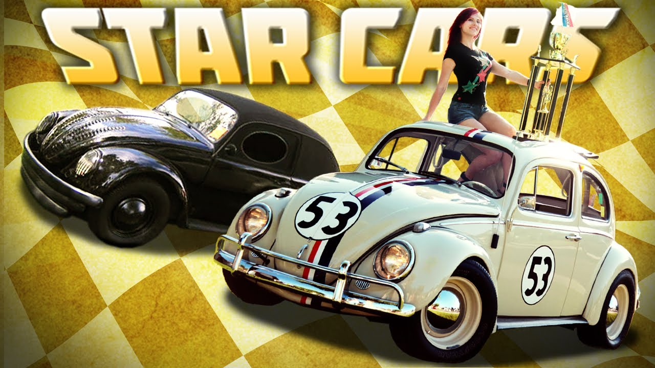 Star Cars Herbie The Love Bug Horrace The Hate Bug Ep