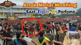 Gambar cover #RockinJakarta #TipeX                                    Tipe X _ Sakit Hati , Rockin Jakarta  Ancol