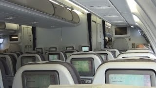 Flights TAP Portugal Airbus A320 A330 Madeira Airport to Rio de Janeiro GIG Turbulence area