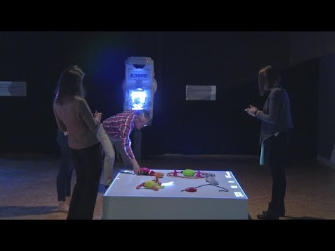 New digiPlaySpace exhibit opening at Buffalo Museum of Science