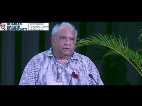 Professor Tom Calma, Chancellor, University of Canberra