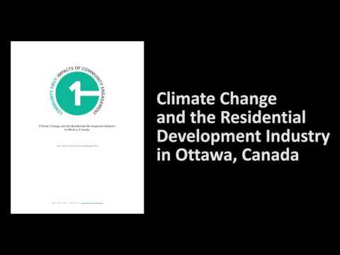 Plain Language Podcast: Climate Change and the Residential D