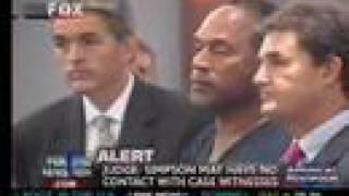 O.J. Simpson Trial 9-19-07 Bail Hearing Las Vegas