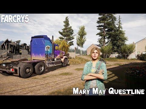 FAR CRY 5 - Mary May Fairgrave