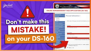How to fill up DS 160 form for F1 VISA - Step by Step guide