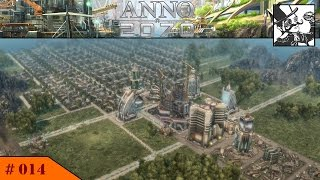 Anno 2070 - Deep Sea:  #014 Starting to build the new capital: Monument Valley!