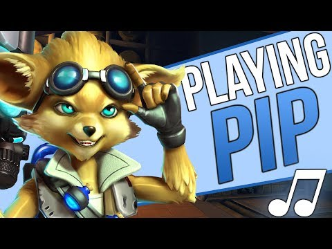 Paladins Sg  Playing Pip Foster the People  Pumped up Kicks PARODY ♪