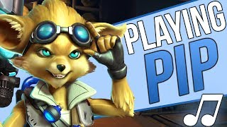 Paladins Song - Playing Pip (Foster the People - Pumped up Kicks PARODY) ♪