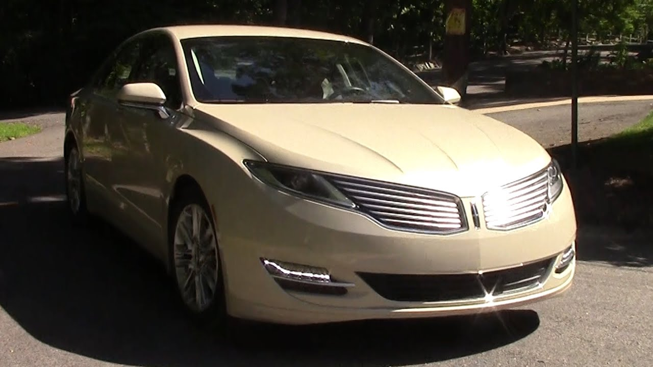 lincoln mkz hybrid road test review by drivin 39 ivan youtube. Black Bedroom Furniture Sets. Home Design Ideas