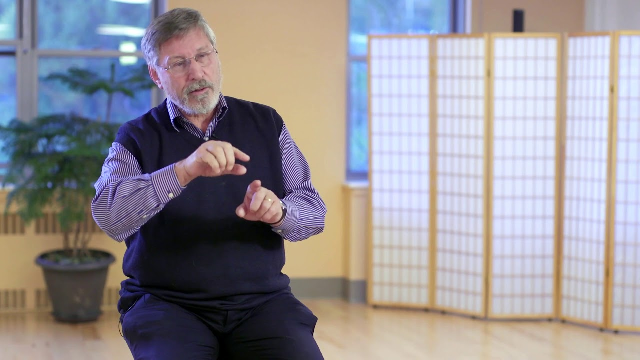Bessell van der Kolk: Overcome Trauma With Yoga