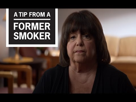 CDC: Tips From Former Smokers – Marlene's Ad
