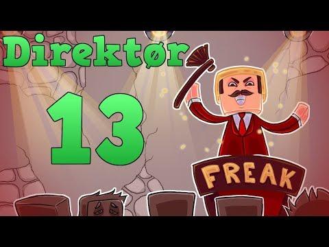 Direktør På Freakyville Prison - *RØD ALARM*  Vi Ransager Celler!