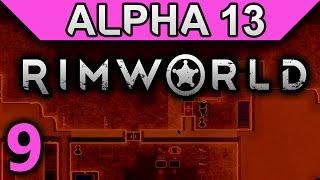 A Massive Construction | RimWorld Alpha 13 Gameplay ep 9 (RimWorld Alpha 13 Let's Play)