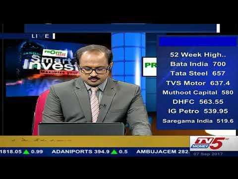 7th September 2017 TV5 Money Smart Investor