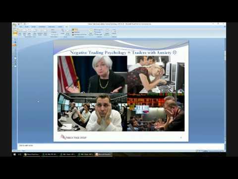 Tribeca Trade Group Webinar