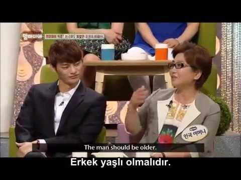 Seo In Guk'un Doğumundaki Sır - Eğlenceli tepkisi