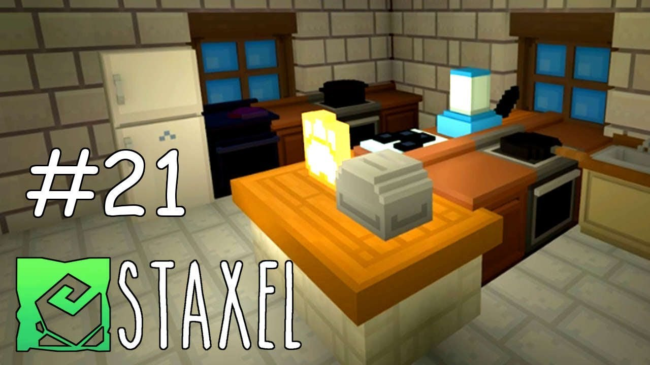 Profiküche Profiküche Staxel Laber Play Together 21 P H