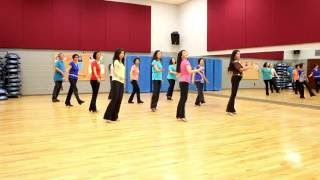 Recovering - Line Dance (Dance & Teach in English & 中文)