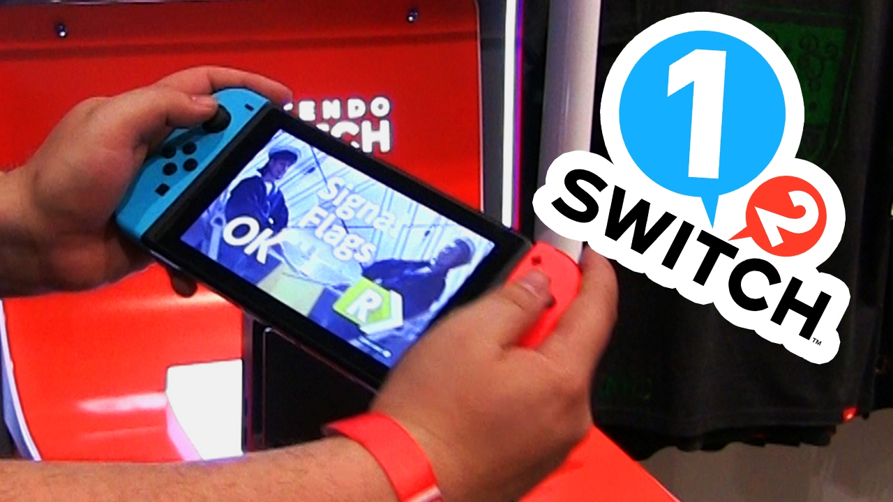 1-2-Switch Nintendo Gameplay Preview Event - Talk About Games ...