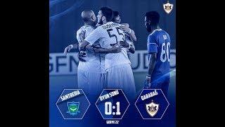 Samtredia (Georgia) vs Qarabag (Azerbaijan)  - 0:1 - Goal - 18/07/2017