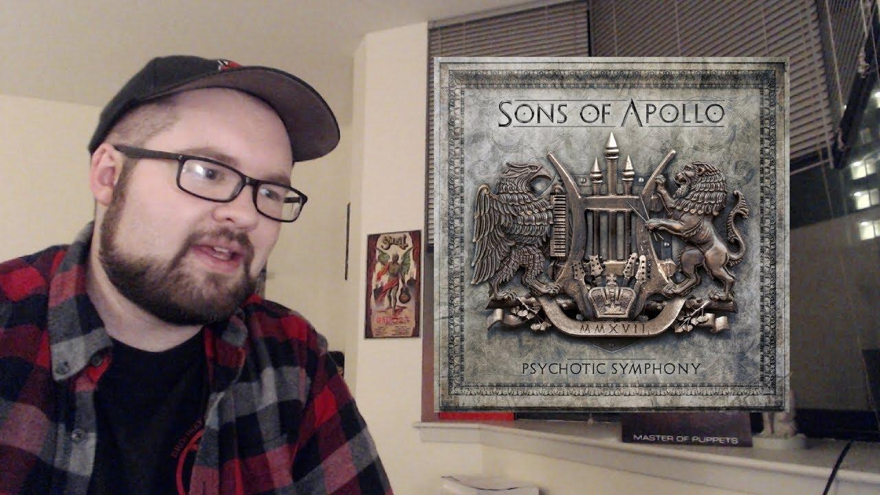 sons of apollo album