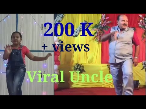 Sanjeev Srivastava dance on aap ke aa Jane se | Dabbu Uncle(fufaji style)dance | viral uncle dance|