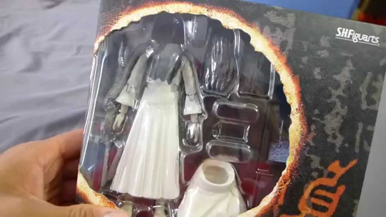 Sadako Bandai S H Figuarts The Ring Samara Action Figure Youtube