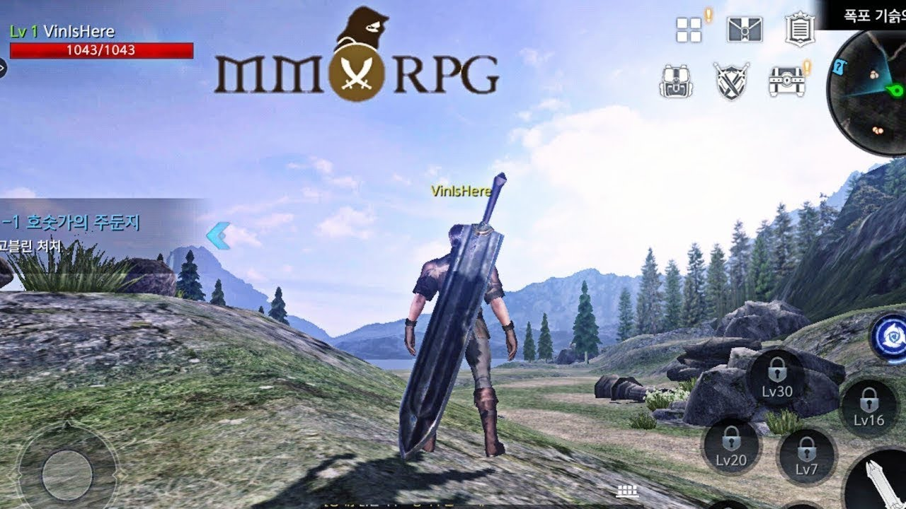 meilleur mmorpg android