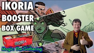 Let's Play The Ikoria Booster Box Game | Magic: The Gathering's Epic Lair Of Behemoths!