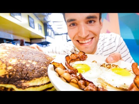 Cheap vs Expensive - Breakfast Challenge!
