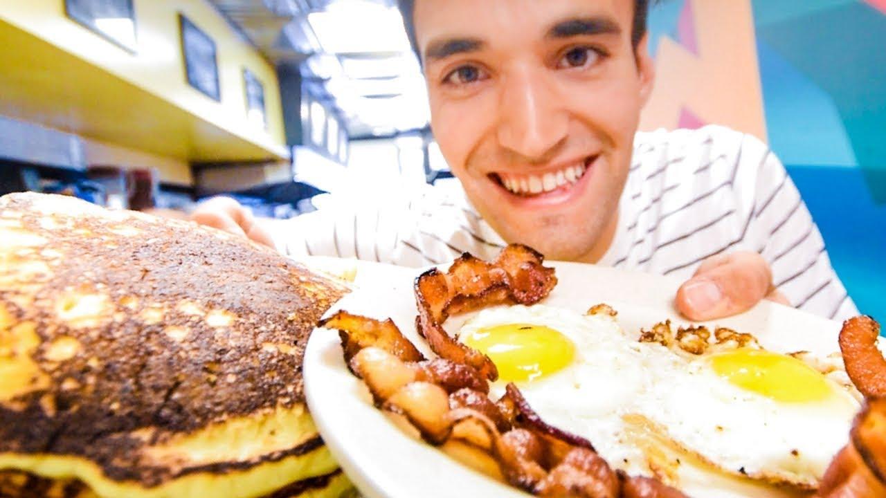 Cheap vs Expensive - Breakfast Challenge!