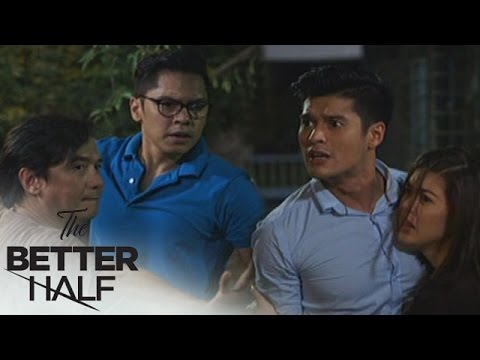 The Better Half: Rafael fails to control his emotions | EP 64